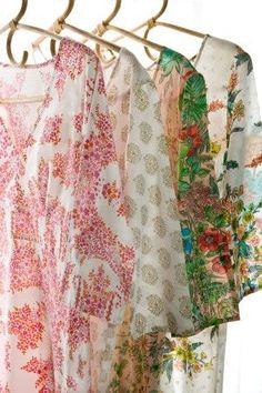twinsgarden: (via Fitted Caftan Pink Love Poppy von plumprettysugar auf Etsy) Hippie Chic, Bohemian Style, Boho Chic, Hippy Style, Boho Gypsy, Shabby Chic, Textiles Y Moda, Looks Style, My Style