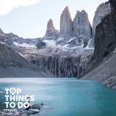 Parque Nacional Torres del Paine - Torres del Paine y Patagonia - Un mágico lugar perfecto para conectarse con la naturaleza, al final del mundo en la indómita Patagonia Chilena, eso es Torres del Paine.