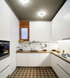 Le sol en mosaïque d'un appartement barcelonais (3)