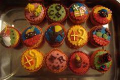 Sint cupcakes