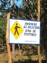 Peatones...  #cartel #carteles #funny #jokes #chistes #humor #gracioso