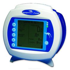 Kangaroo ePump Enteral Feeding Pump - KND382400_EA. Compact, easy-to-use enteral feed pump allows for continuous feeding, intermittent feeding, and feed-and-flush programming. Smart pump technology recognizes the type of feeding set that is loaded, and the intuitive ATM style interface makes programming quick and easy. Features: Smart Pump Technology ATM Style Interface Simplified Setup in EZ Mode Accurate Volumetric Delivery Over-Infusion Safeguard Audio and Visual Alarms Attitude...