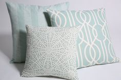 Seafoam Pillow Cover // 12x21 18x18 20x20 Mint Pillow Cover // 26x26 Mint Pillow Cover // Celtic pillow Cover // Mint pillow cover-3OG3