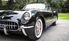 GM North America president Mark Reuss on owning a 1954 Corvette - Autoweek