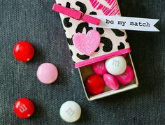 DIY Tip: Valentínske škatuľky na zjedenie