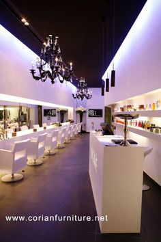 Beauty salon design, design salon, small salon designs, beauty salon names, hair Nail Salon Design, Nail Salon Decor, Hair Salon Interior, Beauty Salon Decor, Salon Interior Design, Beauty Salon Design, Luxury Nail Salon, Luxury Hair, Beauty Bar