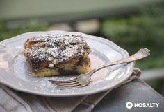 Extra gyors szaftos mákos guba Guam, French Toast, Muffin, Paleo, Food And Drink, Sweets, Baking, Breakfast, Poppy