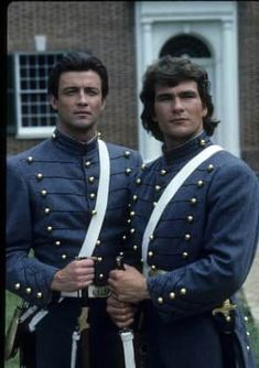 North And South Miniseries Stock Pictures, Royalty-free Photos & Images Patrick Swayze, Patrick Dempsey, Dirty Dancing, Hollywood Stars, Die Outsider, Columbo Peter Falk, Perfect North, Civil War Movies, Star Wars