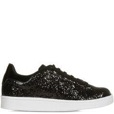 ef0c604253 Tênis Glitter Preto Taquilla - Taquilla - Loja online de sapatos femininos