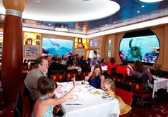 Tips for the Best Possible Dining Experience on a Disney Cruise