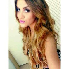 im torn :( do i want to keep my hair lighter and dye it a bright ombre or do i want it chocolate :( Nicole Guerriero. Nguerriero19. Beauty guru.