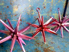 Atomic Sputnik Vintage Ornament