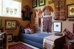 JoAnn & Dan's Creatively Collected Home