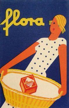IRSAI István - Flóra szappan 1933