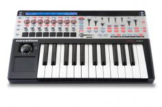 Novation SL 25 MKii. Semi-weighted keyboard with a full DAW and plug-in control surface. £208 (ex VAT)