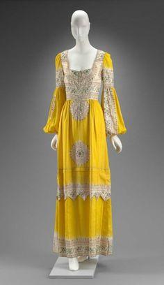 Dress  Thea Porter, 1970  The Museum of Fine Arts, Boston