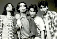 """The Eraserheads was the first ever Filipino artists to receive the """"Moon Man"""" trophy for winning the 1997 MTV Asia Viewer's Choice Award for the video of their song, """"Ang Huling El Bimbo."""""""