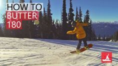 How to Butter 180 - Snowboarding Tricks Learn how to do butter 180's on your snowboard. A butter 180 is a really fun ground snowboarding trick, that you can practice all over the mountain, without a terrain park. The butter 180 combines a lot of different snowboard skills that you can get creative with and add style to. Check out our sponsor: http://recessrideshop.com/ https://www.facebook.com/Snowboard-Equipment-174997816033563 #snowboarding