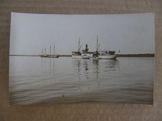 """Liinilaev """"Kungla"""" + kaks purjelaeva Võsu reidil"""