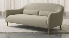 Pennie sofa - Crate & Barrel.