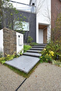House Design Facade Stairs For 2019
