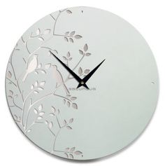 Wall Clock modern clocks big wall clocks Clock by ModernWallClock, $68.88
