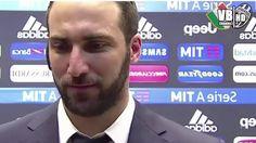 Juventus-Fiorentina 2-1: Intervista ad ALLEGRI ed HIGUAIN