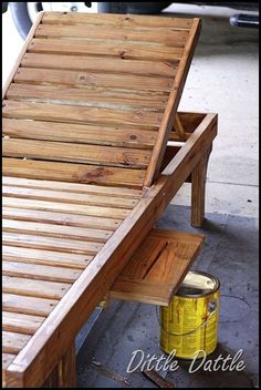 Diy 30 chase lounge chairs will be making these soon for Build chaise lounge