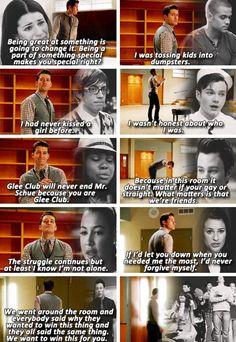 Glee 100 Episode