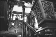 Loose Mansion | KC Weddings | First Look | A Day to Adore Photography