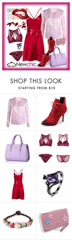 """Newchic 126. (Woman 13.)"" by carola-corana ❤ liked on Polyvore"