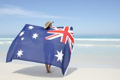 Best thing to do on Australia day is show how proud you are to be Australian