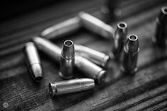 Hollow-point Soul by Jeffrey Blakemore / Hollow Point, Bullet, Bullets