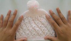 Beautiful Beanie Hat Tutorial - ilove-crochet