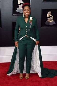 GRAMMYs 2018 Red Carpet Fashion: From the weird to the wonderful | Glamour UK