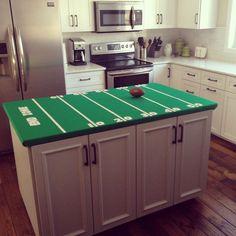 Fun Super Bowl or Football Party Decor
