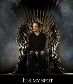 Big Bang Theory and Game of Thrones Mash Up. For those that can't get enough Sheldon Cooper stuff. Sheldon Cooper, sorry ; See more Big Bang Theory and other humor pins on Chuck's Stuff's 'Fun Stuff' board. Big Bang Theory, The Big Theory, Breking Bad, Humour Geek, Nerd Jokes, Movies And Series, Netflix Series, Kino Film, Khal Drogo