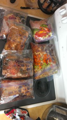 8 Paleo Freezer meals with recipes for Paleo BBQ Sauce, Paleo Ketchup and Paleo Tortillas!
