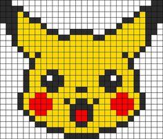 pärla, hama, pärlor, pärlplatta, pärlplattor, mönster, pärlplattemönster, Pokémon, Pokémon Go, pyssel, pysseltips, barnpyssel, pyssel för barn, Pikachu