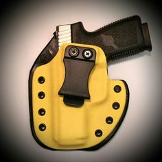 She fights cancer. Special holster from WW Tactical Systems.  wwtacticalsystems.com