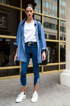total denim