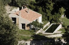 An Abandoned Stable in Spain Is Transformed Into a Sustainable Vacation Home For Rent - Photo 9 of 13 -