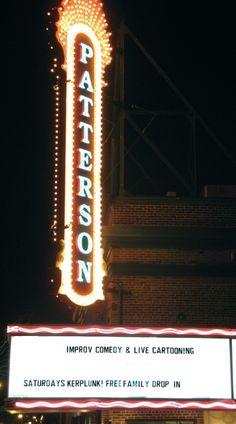 Historic Patterson Theatre