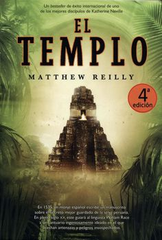 El Templo, de Matthew Reilly