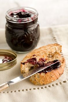 Paula Deen Paula's Homemade Blueberry Lemon Preserves