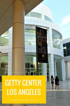 One of THE things to do in Los Angeles, California is visit the Getty Center. Travel through art and history at this marvelous museum.