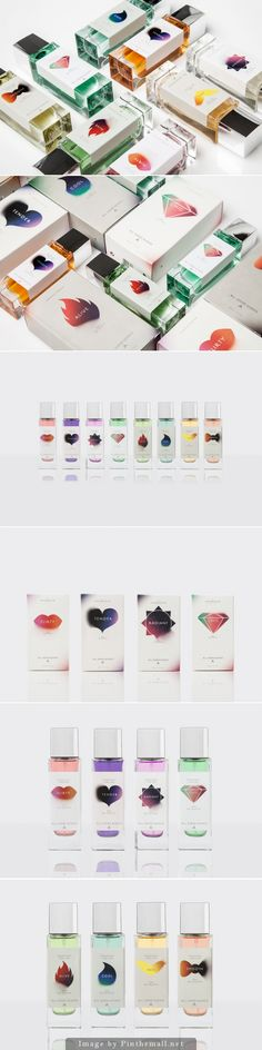 All these scents in great packaging which is yours curated by Packaging Diva PD