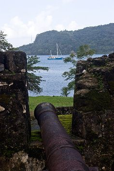 UNESCO World Heritage Site - Fort San Lorenzo, Portobelo, Colon, Panamá. Photo: Marc Hors via Flickr
