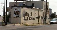 "King of Clubs in Minneapolis - Was the opening scene of the movie ""Fargo."" Later it was torn down to make way for an apartment complex."