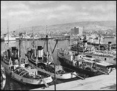 https://flic.kr/p/28Hahfn | Λιμάνι Πειραιά, 1963. Φωτογραφία: Otto Siegner, από το βιβλίο La Grèce. En Images.